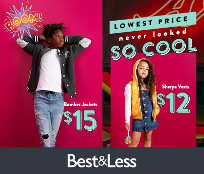 Best&Less New Season 404x346